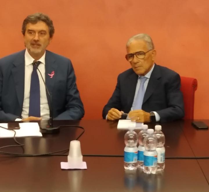 INFRASTRUTTURE: MARSILIO E FEBBO INCONTRANO IMPRENDITORI E SINDACATI SU AUTORITA' PORTUALE E ZES