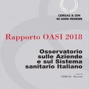 Sanità: domani a Pescara la presentazione del Rapporto Oasi-Unibocconi