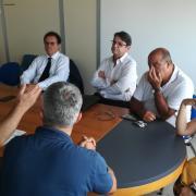 Vertenza Sam: Febbo incontra lavoratori e sindacati dopo annuncio cessazione attività