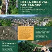 Turismo: domani Febbo a Castel di sangro per presentazione pista ciclabile del Sangro