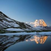 Turismo: befana con la neve sulle montagne d'Abruzzo