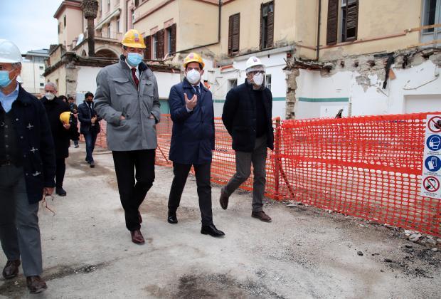 Casa Studente: Marsilio, a Teramo restituiremo un gioiello