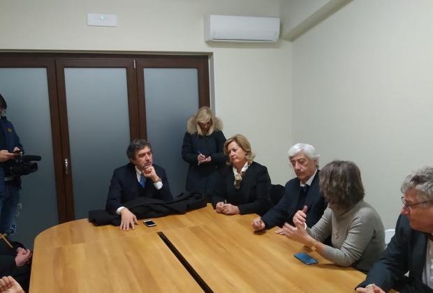 Autismo: Marsilio visita la sede della onlus Il Cireneo di Vasto