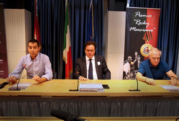 Eventi: presentato a Pescara il Premio Rocky Marciano