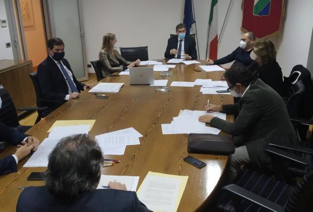 Giunta: Marsilio, assegnati 500mila euro per la viabilità