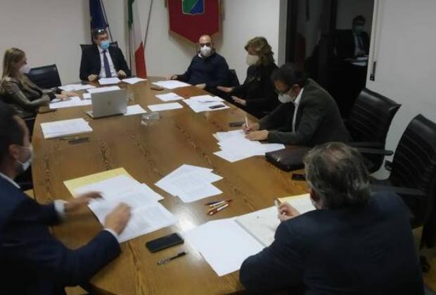 Giunta: i provvedimenti approvati nella seduta del 22 aprile