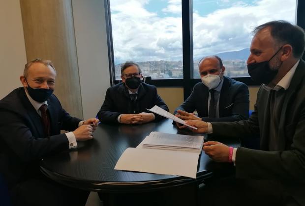 Bilancio: Liris incontra i vertici della Corte dei Conti