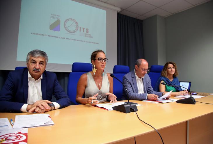 Marinella Sclocco, conferenza stampa