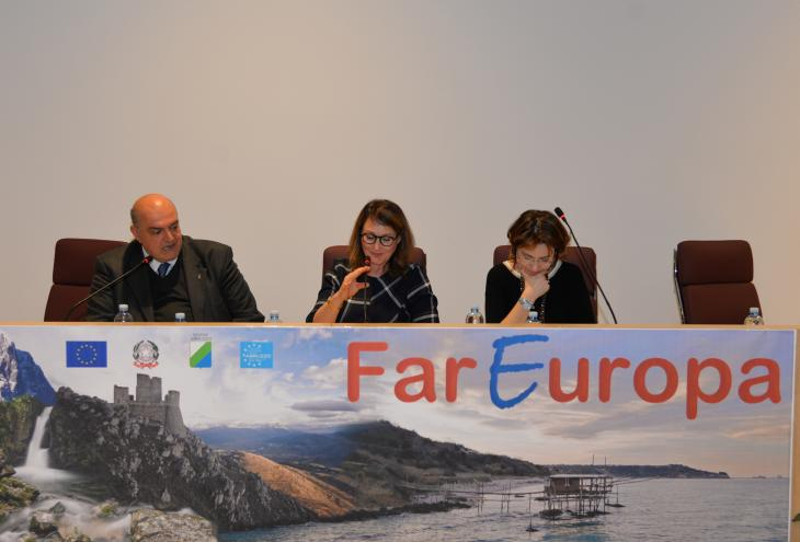 Prima giornata Comitato di sorveglianza Fondi europei