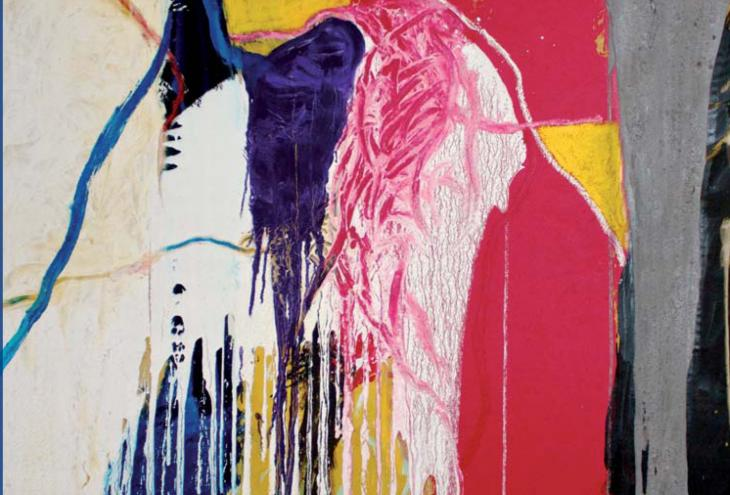 dipinto di marcello mariani