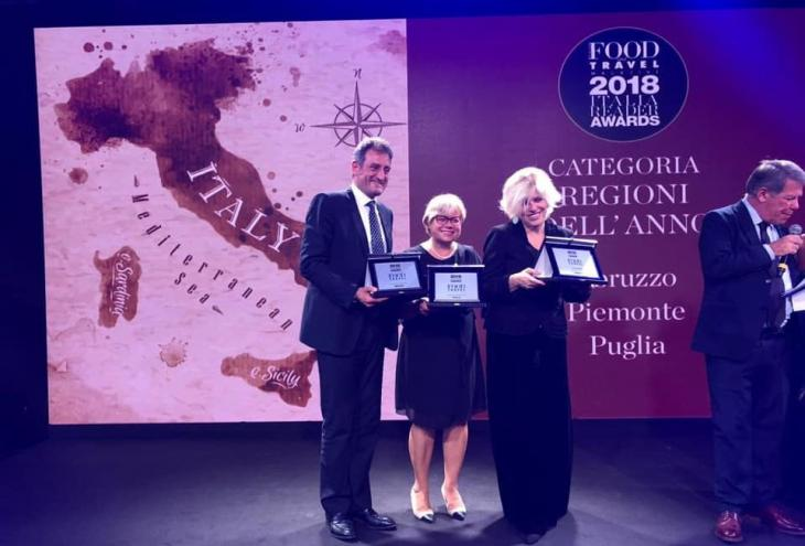 food and travel awards