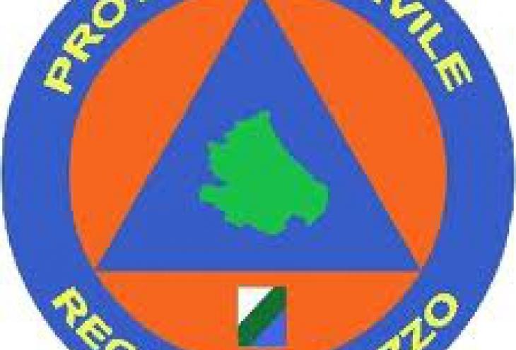 Logo Protezione Civile Regione Abruzzo