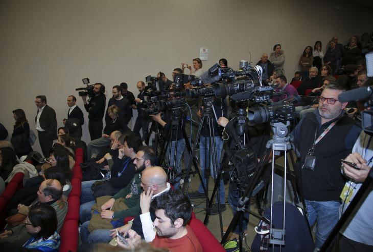 conferenza stampa Marsilio