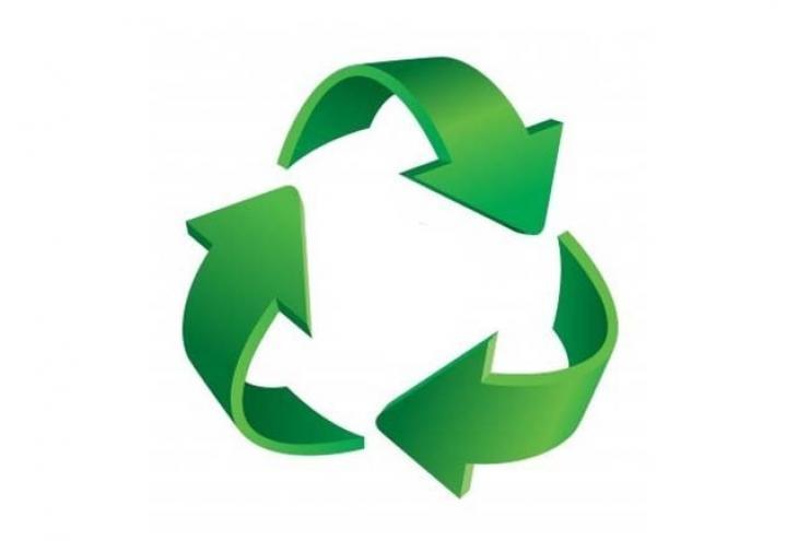 icona riciclo dei rifiuti