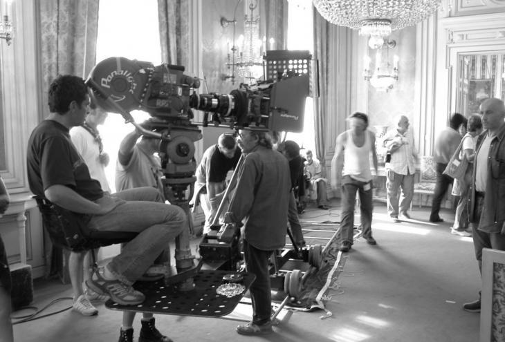 Set cinematografico