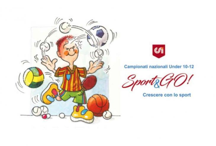 Soprt & Go Crescere con lo Sport